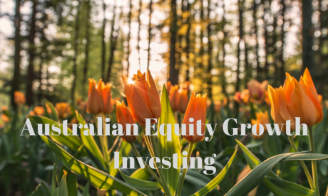 Australian Equity Growth Investing