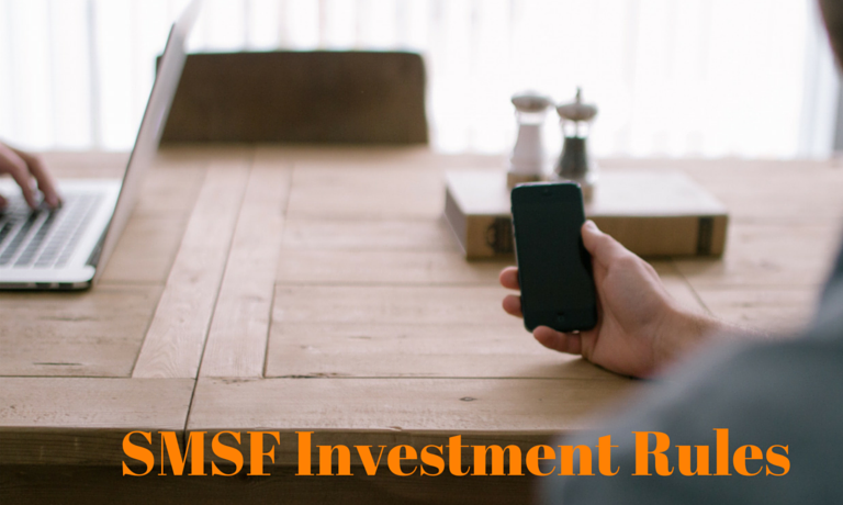 SMSF Investment rules
